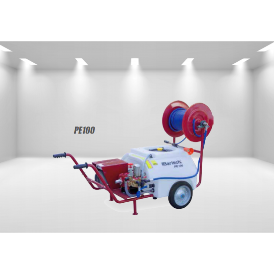 Pe100 garden sprayer machine electrical without hose and hose reel