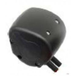 Pulsator black plastic
